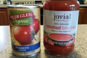 BPA in Canned Foods, and More