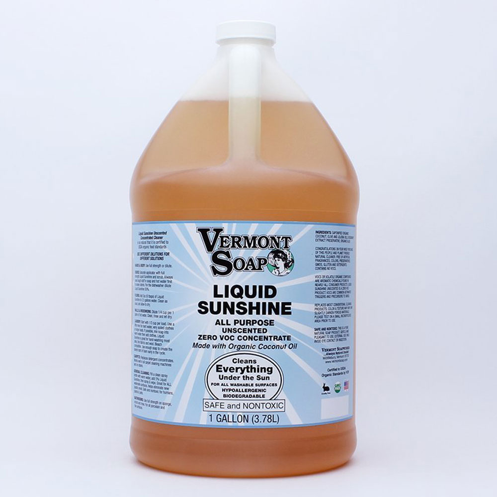 Vermont Soap 1 Gallon