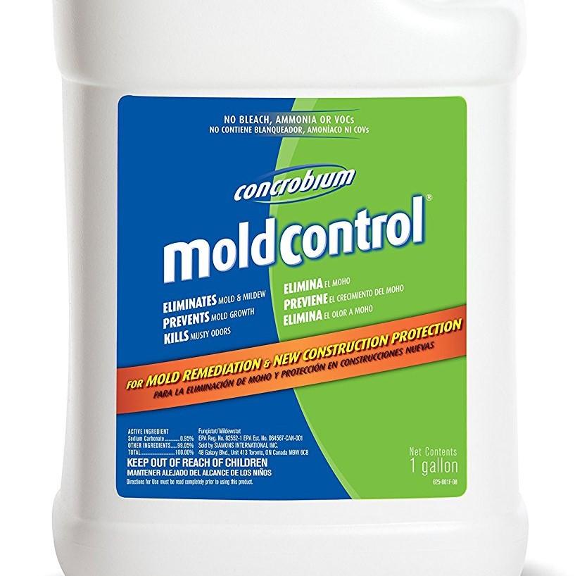 non-toxic mold control