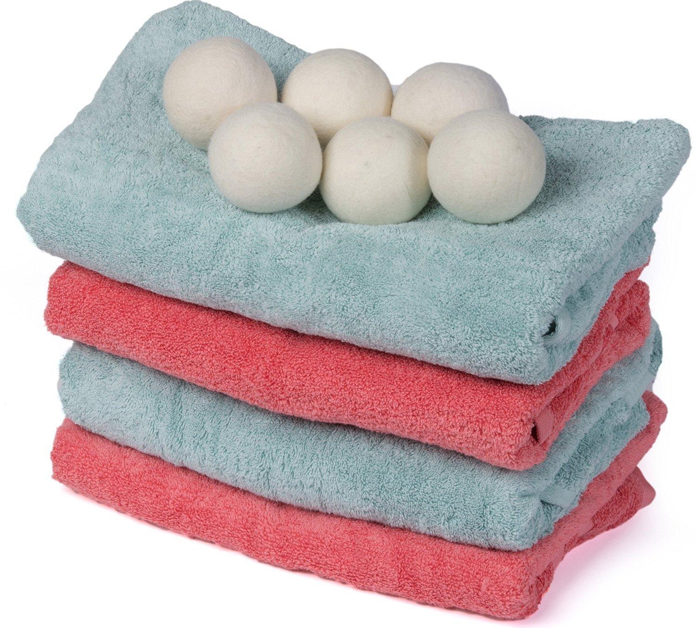 organic wool balls